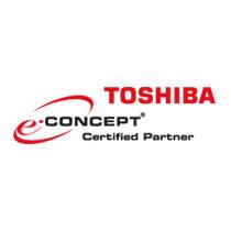 Toshiba e-concept Logo