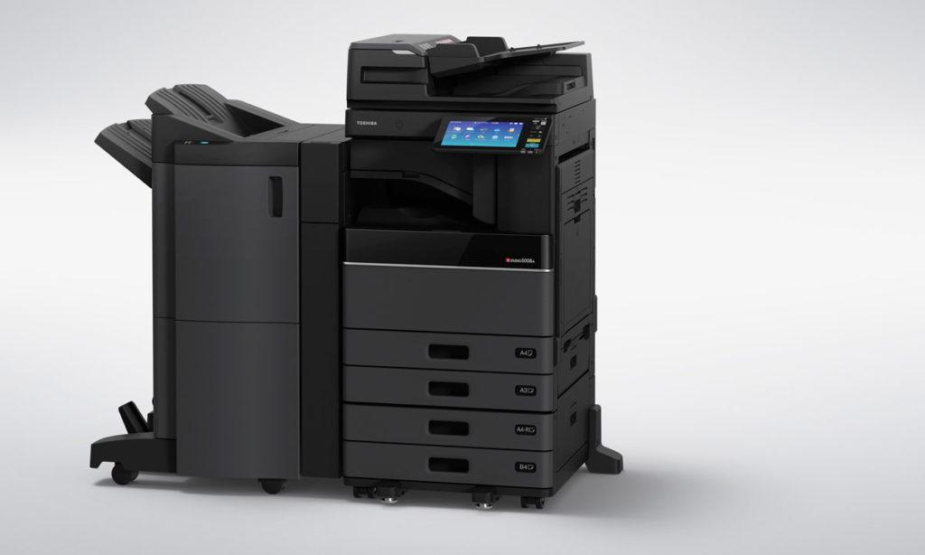 e-STUDIO 5008A-Serie